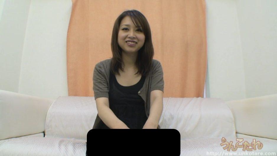宮沢麻里子の肛門スカトロ動画